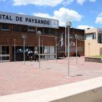 Plan de Contingencia y aporte de la Intendencia de Paysandú para reparación de techos de Block Quirúrgico del Hospital